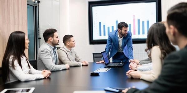 Poslovni sestanek